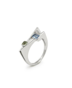 Anillo 17402-R  Lineargent